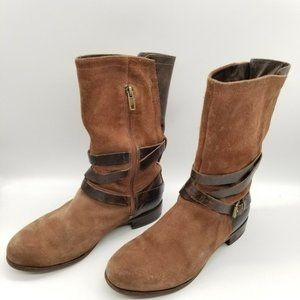 UGG Australia  Deanna  Boots Brown Suede Leather